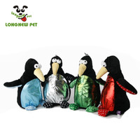 Wholesale Christmas Pet Products - Dog Squeaky Toy Christmas With Penguin Shaped For Poodle Chewing Wholesale Pet Products
