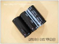Wholesale Electrolytic Capacitor Box - 30PCS Nichicon VZ Series 6800uF 50V electrolytic capacitor (Japan origl box) free shipping