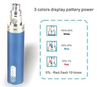 Wholesale Ego Battery Best Quality - Top selling thick and short ego battery 2200mah GS Ego II GS Ego 2 week battery high quality Kgo battery with best price