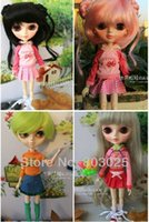 Wholesale Bjd Tangkou Doll - Free Shipping BJD SD Doll Clothes -- Girls Sportswear Suit, Fashion Doll Accessories For Tangkou   Blythe Dolls