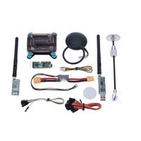 Wholesale 915mhz Antenna - APM 2.8 ArduPilot UAV Flight Controller+Neo-6M+GPS Antenna Foldable Stand Amount+Power Module+915Mhz Radio Telemetry Transmision order<$18no