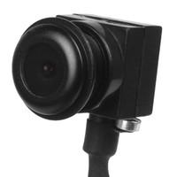 Wholesale Wide Angle Lens Cctv Camera - 2016 New Universal High Quality 1 3 Inch PC1099K CMOS Wide Angle Lens Mini CCTV Camera CCT_547