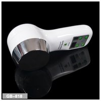 Wholesale Mini Body Ultrasonic Use - Ultrasonic cavitation Slimming Body Massager Hand Mini Slimming Machine for Home Use Ultrasonic Wave Losing Weight Mini Beauty