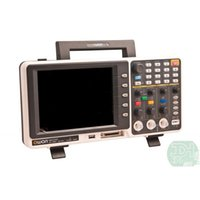 Wholesale Usb Logic Analyzer Oscilloscope - Owon MSO8102T Digital Oscilloscope 100MHz 2ch 2GS s MSO8102 with 8-inch TFT display USB+LAN + VGA and 16- Logic Analyzer