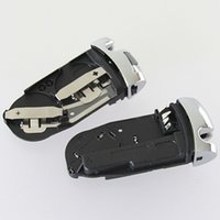 Wholesale Mercedes Key Battery - High quality remote key shell part for Mercedes BENZ battery part key shell 10pcs lot free shipping