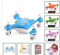 Cheerson CX-10 RC Quadcopter 4-CH 2.4GHz 6 axes Gyro RC Aéronef VS Hubsan LED RC Helicopter RTF Micro Drone neuf arrivent Livraison gratuite