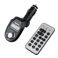 ingrosso interfaccia radio mp3-Trasmettitore Fm senza fili Più nuova BT-303 Bluetooth V2.1 + EDR Auto MP3 FM Modulatore Caricabatteria da auto interfaccia USB