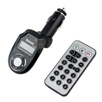 Wireless FM Transmitter più nuovi MP3 BT-303 Bluetooth V2.1 + EDR auto modulatore FM Car Charger Interfaccia USB