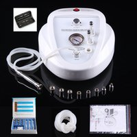 Wholesale Anti Pigment - New Skin Rejuvenation Diamond Microdermabrasion Dermabrasion Peeling Beauty SPA Machine For Anti-aging Pigment Removal+Blackhead Removal Kit