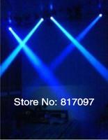 Wholesale Mini Luces - Wholesale-5W mini beam cabeza movil color rojo verde azul blanco lluvia luces led 20 mini cabezas moviles led beam para discoteca KTV Bar