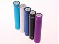 Wholesale Portable Charger S2 - 2600mAh Portable charger USB external battery pack backup power bank iPhone 4 4s 5 iPad Samsung S2 S3 S4