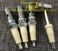Wholesale Sparks Plugs - The spark plug pipe smoking pipe tobacco pipe metal smoking pipe