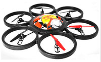 Wholesale Gyro Photography - hot sale WLtoys V323 4CH 6-Axis Gyro RC Quadcopter RTF 2.4CHz free shipping