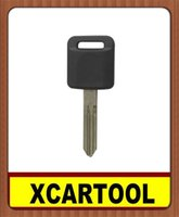 Wholesale Parking System Silver - car Auto key for Transponder Key ID:46 (Silver Logo) for Nissan 5pcs lot
