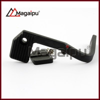 Wholesale Metal Lever - Wholesale-AR 15 magaipuoutdoor B.A.D. Lever Battery Assist Device metal Black
