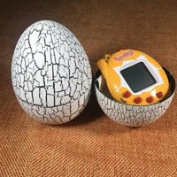 Wholesale perfect holiday gift for sale - New Fashion Toy Perfect For Children Birthday Gift Dinosaur Egg Virtual Pets on a Keychain Digital Pet Electronic Game