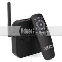 Wholesale Minix Neo X7 Xbmc - MINIX NEO X7 mini Android TV Box Quad Core Mini PC RK3188 1.6GHz 2G 8G WiFi HDMI USB RJ45 SD Card Optical XBMC