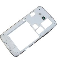 Wholesale Middle Board - High quality new Samsung G7106 g7102 in the middle frame silver frame shell phone dual card back cover housing board quickly issued Free Shi
