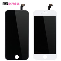 original mobile phone accessories оптовых-Wholesale-Mobile Phone Accessories Factory Screen With Original Digitizer Glass No Dead Pixel for For  6 screen replacment