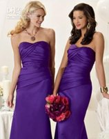 Wholesale Matron Dresses - Fashion a matron of honour formal dress party group of the evening dress of any size