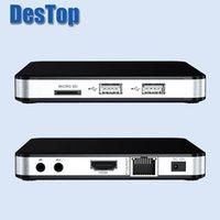 tam hd tanım toptan satış-TVIP 605 set üstü kutu 4K çift frekanslı WiFi 4k / 2.4G 5G Ultra Yüksek Çözünürlüklü