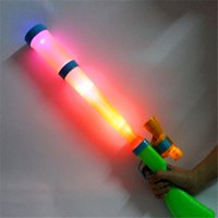 Wholesale Toy Guns Cartoon projection popularity explodes the paragraph toy guns Light music projection toys Glow Sticks Light Up Birthday Children C