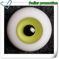 Wholesale Glass Eyes 16mm - 2016Best selling 200 Hundreds style 8mm 10mm 12mm 14mm 16mm 18mm 20mm 22mm 24mm 26mm bjd doll glass eyes for bjd doll accessories customized