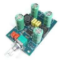 Wholesale Dc Power Supply Amp - Mini Power Amp Module TPA3123 Power Amplifiers Volume Control Module Class D 25W x 2 DC 10-25V Power Supply Amp Board #0900161