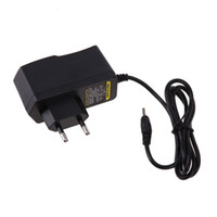 Wholesale ac dc adapter phone for sale - AC DC AC V power adapter supply Charger v a mA with EU plug mm for mobile phone tablet pc
