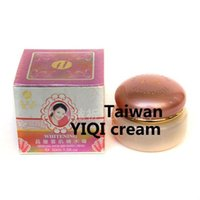 Wholesale New Yiqi Whitening Cream - face whitening yiqi night cream spot eliminating yiqi C cream effective in 7 days new packing night cream red cover