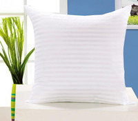 textiles para la casa al por mayor-Cushion core HIGHT QUALITY algodón Almohada core Home Textiles coffee house Decoración regalo
