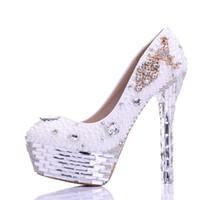 Distributors of Discount Designer Crystal Wedding Shoes   2017 ...
