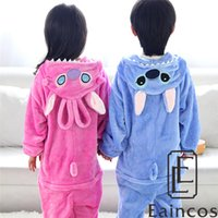 Wholesale Cheap Men S Black Rings - costume jewelry rings cheap Children Kids Animal Onesie Pijamas Blue Pink Stitch Pajamas Cosplay Party Costume Pyjamas Boys Girls Sleepwear