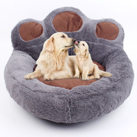 Wholesale korean pink bedding for sale - Group buy Creative Dog Beds Soft Warm Dog Kennel Winter Dog Blanket Pet Bed Warm Sleeping Mats Pet Products Pink Coffee Grey Beige