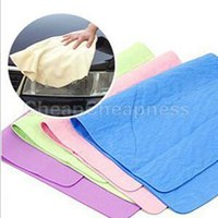 Wholesale Cleaning Towel Price - 100% Brand New 5PCS Cleaning Towel With Low Price High Quality Colorful Cleaning Cloths For Sale
