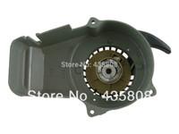 Wholesale Starter For Pocket Bike - Gray Aluminum Pull Starter Start Recoil FOR 47 49CC Mini Pocket Bike ATV