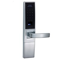 M201 Touch Keypad Fingerprint Door Lock con alta sicurezza