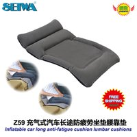 Wholesale Hyundai Lifts - Car accessories Car inflatable long-distance fatigue cushion lumbar legs by lifting the lift