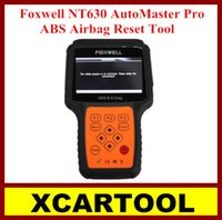 Wholesale Audi Airbag Reset Tool - New arrival [XCARTOOL] Hot Sale Foxwell NT630 AutoMaster Pro ABS Airbag Reset Tool Professional Diagnosis of ABS and Airbag Faults