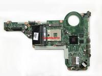 Wholesale hp pavilion laptop motherboard - For HP Pavilion 14-E 15-E Series 720459-501 DA0R62MB6E1 HM76 PGA989 DDR3 2GB Laptop Motherboard Mainboard Working perfect