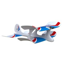 Wholesale Model Airplane Radio - Aircraft model Uplane Bluetooth 4.0 Smart Phone Gravity Sensing Bluetooth Remote Control Airplane Remote Control Mini Fixed-wing Aircraft