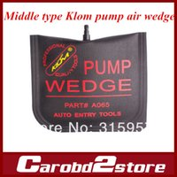 Atacado-Air Wedge KLOM Bomba Wedge Middle Size Auto Ferramenta Lockout