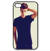 Wholesale Case Iphone 4s Justin - Cool Boy Justin Bieber case for iPhone 4s 5s 5c 6 6s Plus ipod touch 4 5 6 Samsung Galaxy s2 s3 s4 s5 mini s6 edge plus Note 2 3 4 5 cases
