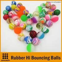 Wholesale Wholesale Kids Amusement Toys - Diameter 30mm rubber Hi Bouncing balls, bouncy ball, bounce ball, picture bouncing ball for kids Decompression Toys Amusement Toys