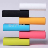 Wholesale Iphone Holiday Case - Holiday Sale Soft Silicone Phone Protective Back Cover 10400mah Power Bank Case Skin for Xiaomi C3