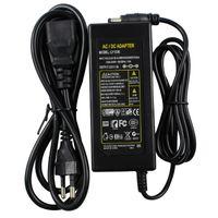 Wholesale Led Light Power Indicator - Universal Power Adapter AC100-240V to DC12V 6A 72W Transformer with LED Indicator light EU US UK AU Plug