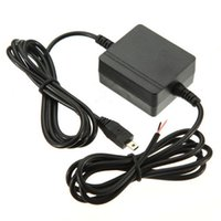 Wholesale Gps Tracker Hard - Hard Wire Car Charger Power Adapter for TK102 TK102B TK102-2 GPS GPRS Tracker