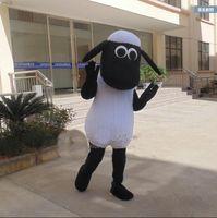 Wholesale Shaun Sheep Timmy - New Arrival Shaun The Sheep Mascot Costume Timmy Sheep Mascot Costume Costumes Free Shipping