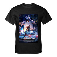Personalizzato Custom Fight Ghostbusters T-Shirt Fan Musical Sport Unisex Kids Hip hop Rap Tops T-Shirt 100% Cotone