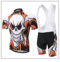 Wholesale Stylish Men S Clothing - New Arrival Cycling Jersey Sets Stylish Short Sleeve Ropa Ciclismo Bike Sports Jersey and Cycling (Bib) Shorts Kit Summer Cycling Clothing